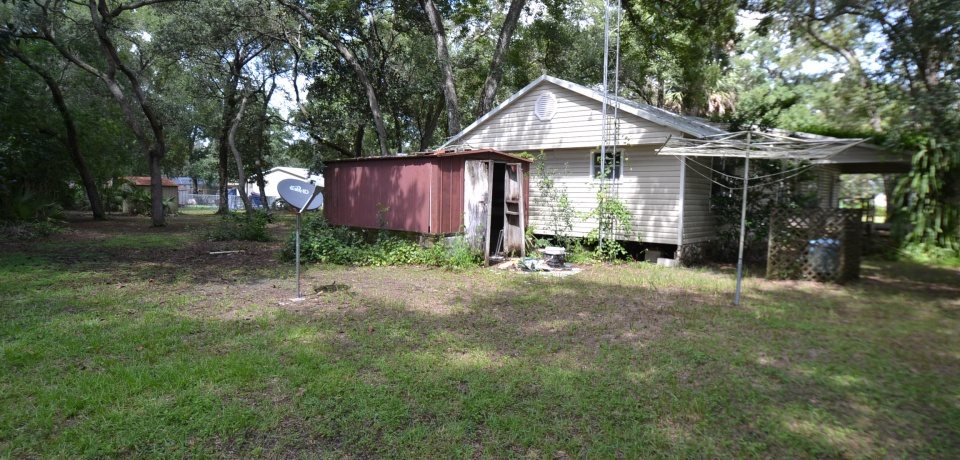 3/2 Mobile Home on  26 Acres – Lease To Buy Florida Homes