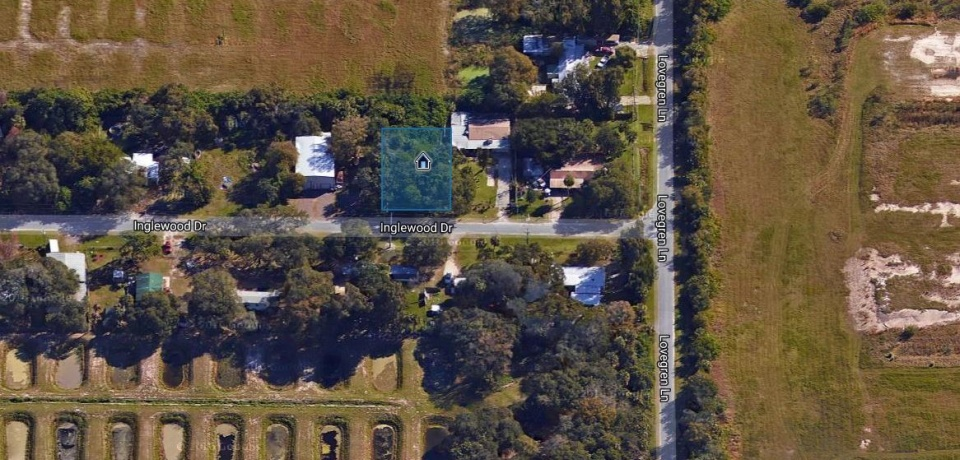 Vacant Lot Near Bull Frog Creek – Owner Financing – Lease To Buy